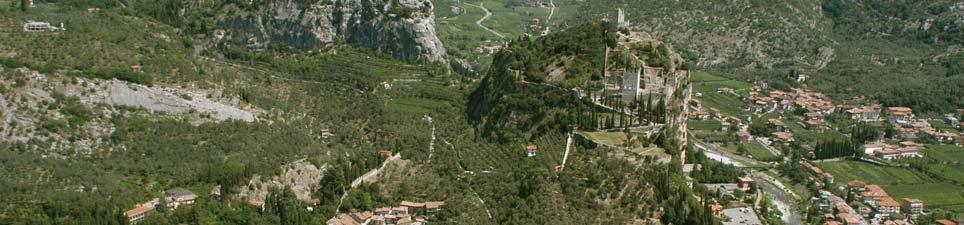 Torbole sul Garda landscape